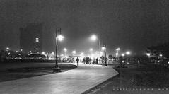 - Kolkata at night (abhi_at_flickr) Tags: ecopark night kolkata