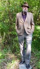 9-25-2016 Today's Clothes (Michael A2012) Tags: this mans autumn style mallory weyenberg massagic gainsborough ferrar cotton wool fur felt uk ireland
