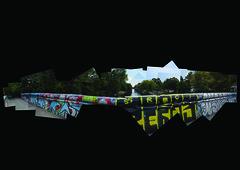 Grlitzer park (laurabesancon) Tags: nikon d5200 50mm joiner technique david hockney perception movement time gorlitzer park berlin