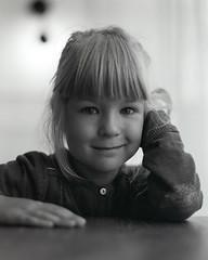 *** (sinkalyagas) Tags: portrait face kids moment mood film mamiya rz67 mediumformat kodak tm400 bw blackandwhite monochrome