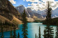 Lake Moraine, Banff National Park, Canadian Rockies, Canada (fernechino) Tags: alberta banffnationalpark canada canadianrockies lakemoraine