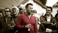 Standing out from the crowd (FotoFling Scotland) Tags: event highlandgames lochearnhead scotland balquidder clan lochearnheadgames scottish spectators stratheyre strathyre traditional stirlingshire