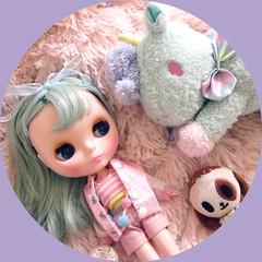 Lil Wendy Weekender (kibblesthepig) Tags: blythe doll wendy weekender fbl takara toys tokidoki pastel pink kawaii