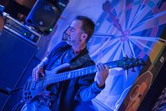 Kerry (Howie Mudge LRPS) Tags: shineon band music bass bassplayer 6string ltd pub hotel gig gigging musician live light atmosphere groove nikon d750 fullframe niftyfifty 50mmf18 primelens tywyn gwynedd wales cymru uk