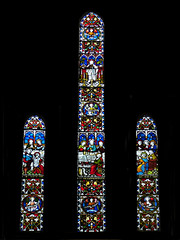 Brecon, Powys (Oxfordshire Churches) Tags: brecon aberhonddu powys wales cymru panasonic lumixgh3 uk unitedkingdom johnward churches anglican churchinwales cathedrals stainedglass claytonbell listedbuildings gradeilisted
