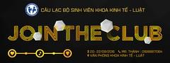 Join the Club banner (nam fullbuster) Tags: join club cu lc b sinh vin khoa kinh t lut i hc thng mi tuyn thnh tnh nguyn th thao m nhc vn ngh nhy