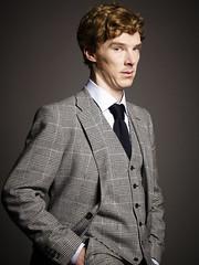 Benedict Cumberbatch Photoshoot (astudyincumberbatch-hq) Tags: 2011 bencumberbatch celebrity colourimage halflength male portrait posed studio times benedict cumberbatch