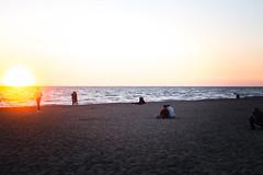 IMG_7017 (Nicola since 1972) Tags: aperitivo beach fregene gong sand singita spiaggia sun sunset lazio italy it