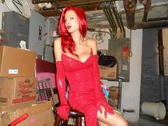 Avadora Has Jessica Rabbit (PERFECTION 2012 AVADORA) Tags: nyc sex glamour stormy tony darlington jessicarabbit burlesque mansfield backfence performence avadora moonstoneproductionsdeprograminghour