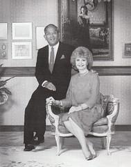 Governor Ricardo and First Lady Madeleine Bordallo