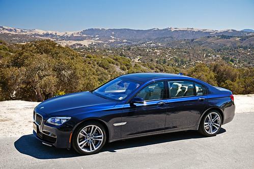 2013 BMW 7 Series M Sport Package