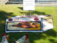 Horror Movie (Stefan Peerboom) Tags: mosaic mosaics 2012 mozaïk fruitcorso mazaïken