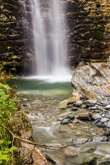 Wasserfall Strechenbach  / waterfall strechencreek (SpeedyRS) Tags: pictures water stone canon eos waterfall wasser wasserfall steine tamron pipeline pwm klamm 600d strechau oppenberg strechenbach pwmpictures