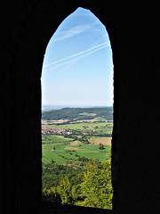 Viewpoint from Burg Hohenzollern (h0n3yb33z) Tags: germany burghohenzollern chantelpederson