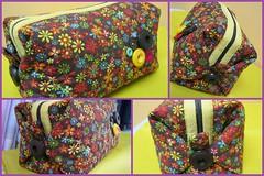 Necessaire (Zion Artes por Silvana Dias) Tags: quilt patchwork necessaire bolsatecido necessairepatchwork necessairetecido zionartes