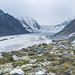 Travel to Mensu glacier