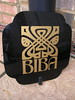 Original Biba Store Sign 1960's 1970's ? its approx 10in square (beetle2001cybergreen) Tags: original sign store antique think fair local 1960s 1970s cheap find biba £14