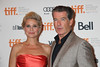 Trine Dyrholm and Pierce Brosnan 2012 Toronto International Film Festival Toronto, Canada