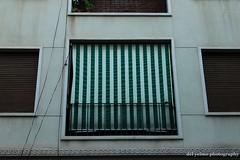 On stripes (del yelmo photography) Tags: barcelona windows geometric window composition geometry stripes balcony symmetry yelmo viladegrcia barridegrcia delyelmo delyelmophotography