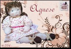 Agnese - 104 - (Luciana Dollsmaker) Tags: doll arte bambini rag serie ragdoll bambole gioco giocattoli hobbie stoffe artigianato cucito infanzia bamboledipezza bamboline hobbistica lavorifattiamano lucianadollsmaker