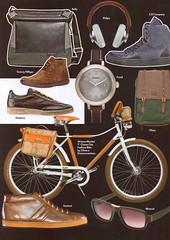 Bally, Philips, Fossil, Diadora... (Monjio) Tags: fashion magazine fossil moda philips vogue fallwinter diadora santoni 20122013