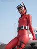 Wetsuited beauty [RED]012 (mixnuts club) Tags: fetish bondage rubber spy diver wetsuits secretagent frogwoman