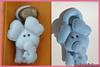 Elefante (Fofuchinhos) Tags: porta feltro decoração elefante maçaneta
