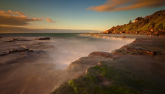 Winds Of Change (EmeraldImaging) Tags: sunrise nsw southcoast wollongong wombarra 10stop