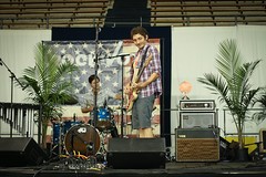 Ryan Zimmaro & Kenny Vasoli of Vacationer @ Rock the Vote (Julia Rose Photography) Tags: vacationer vacationermusic vacationerlive