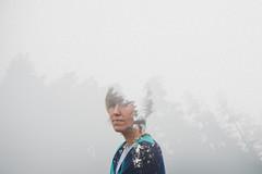 Washington (elizabeth_wisdom) Tags: portrait washington nikon portraiture montage olympicnationalpark bended d700