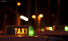 Taxi (photogemm) Tags: