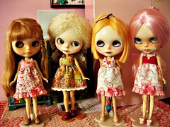 cuatro nenas