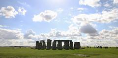 Circle of Light (kappacygni) Tags: sky stone circle ancient ruins stonehenge salisbury druid salisburyplain stonecircle ancientmonument