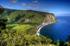 Waipio Valley (haddock) Tags: usa hawaii waipio