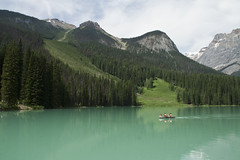 Canadian Rockies, - Emerald Lake (The Grey Panther) Tags: canada emeraldlake canadianrockies canadianrockymountains