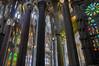 Bosque de columnas (Jesus Arpon) Tags: basílica centrosreligiosos edificio gaudi iglesia sagradafamilia barcelona hdr columnas columns interior architecture arquitectura