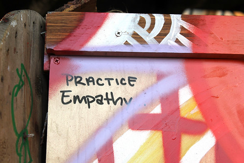 Practice empathy by quinn.anya, on Flickr