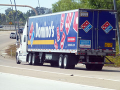 Domino's Truck (Photo Nut 2011) Tags: california truck sandiego dominos pizza offramp 633096