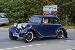 Tatra 57a (1937) (The Adventurous Eye) Tags: classic car race climb do hill brno 57 rallye tatra 1937 57a závod soběšice vrchu brnosoběšice