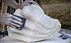 {Metasymposium III - Crowin'Hill Village} (Cristian Roberti) Tags: italy sculpture arte simposio abruzzo pescara cartiera loretoaprutino metasymposium crowinhillvillage