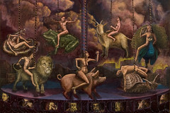 Paintings by ROH Scenic Artist to be exhibited at St Martins-in-the-Fields