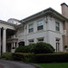 "Robert Lytle house (1911) ""Portland's White House"".  #1914 NE 22nd, Portland Oregon.  September 29 2012."