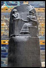 The Code of Hammurabi (Cortuska) Tags: berlin archaeology pergamonmuseum hammurabi g12 2011