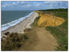 un enchantement ce bout de cte (laetitiablableuse) Tags: world france beach landscape brittany mine or bretagne breizh what coastline plage morbihan europeen littoral penestin
