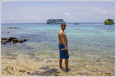 Snorkeling at Racha Yai Island (Jamie Monk in Phuket) Tags: thailand island raya phuket koh rachayai rayaisland banraya