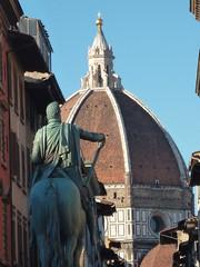 P1030199 (paesaggi medioevali) Tags: santa del florence cathedral maria cupola duomo fiore renaissance brunelleschi rinascimento cupole filipppo didenze cthedrale