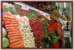 "Health Tip.... Simply  ....""GO  VEG""..... Fresh  Fruits & Veggees....Are Colorfully Healthy...Nutritiously  Economical.... (Sunciti _ Sundaram's Images + Messages) Tags: red food orange white color green art nature mexico flora display pueblo bio vegetable supermarket organic bestshot brightspark beautifulexpression aplusphoto agradephoto flickraward flickerdiamond brillianteyejewel brilliantphotography flickrovertheshot artofimages flickrmasterpieces"