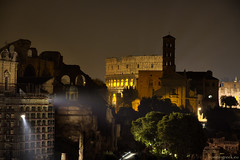 """Notte dei Musei, Campodiglio & Foro Romano • <a style=""""font-size:0.8em;"""" href=""""http://www.flickr.com/photos/89679026@N00/8062753896/"""" target=""""_blank"""">View on Flickr</a>"""