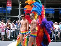 NYC GAY PRIDE 2011 (poilj) Tags: male smooth bulge