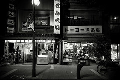 (gol-G) Tags: bw japan night digital sony kobe dsc carlzeiss rx100 sybershot dscrx100 zeissvariosonnartf18